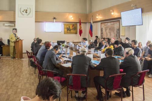 """Конференция """"История  христианства в Кыргызстане"""""""
